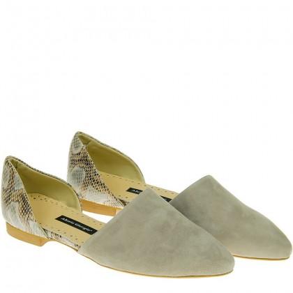 Sandały damskie 01 FUNGI