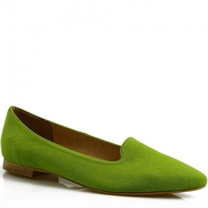 Baleriny damskie, slippersy 779 ZIEZ