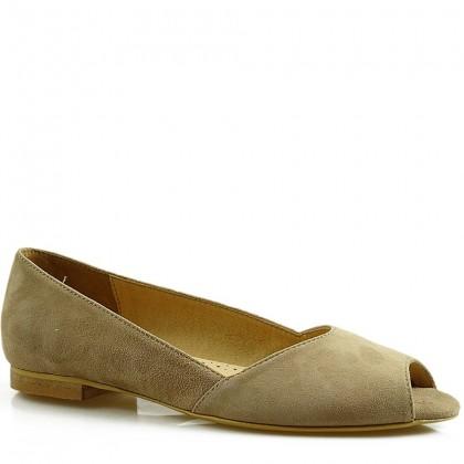 Sandały damskie 0753 BEZ