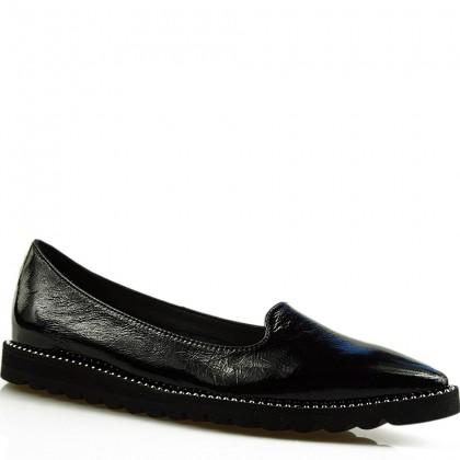 Baleriny damskie, slippersy 5001 CZL