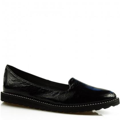 Baleriny damskie, slippersy 5002 CZL