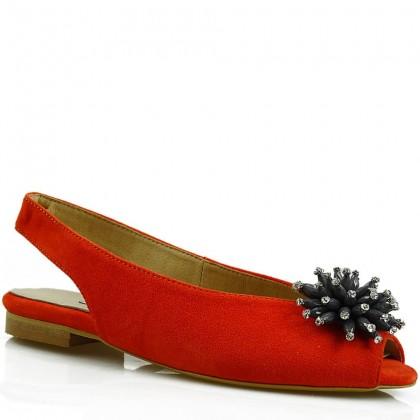 Sandały damskie 0751 POZ K4
