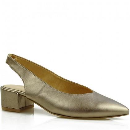 Sandały damskie 7041 GOLD