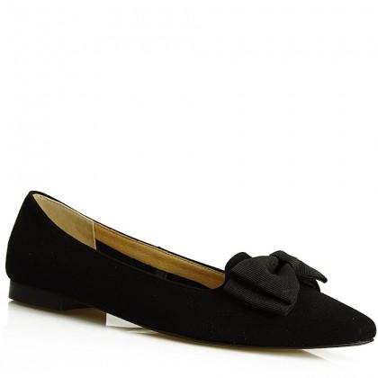 Baleriny damskie, slippersy 7897 CZZ