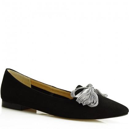 Baleriny damskie, slippersy 7890 CZZ