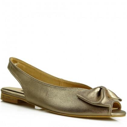Sandały damskie 752 GOLD
