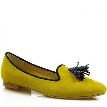 Baleriny damskie slippersy 7687 ZOLZ