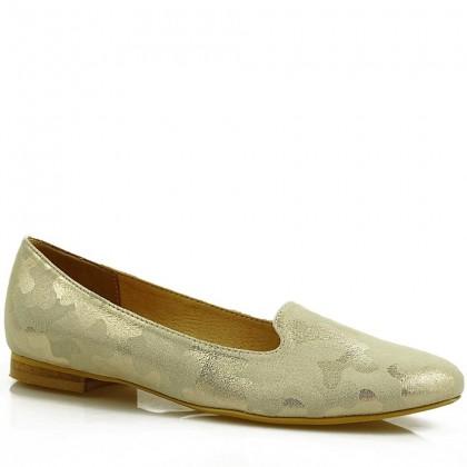 Baleriny damskie slippersy 7681 BZLK