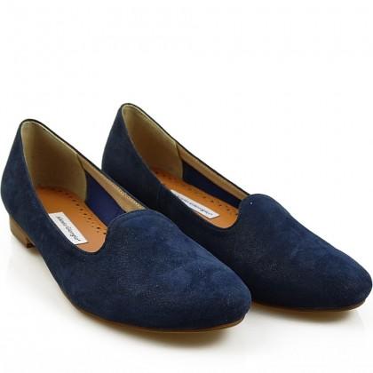 Baleriny damskie slippersy 7681 GRZ