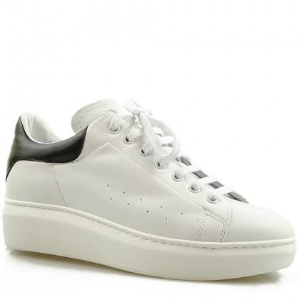 Sneakersy damskie Alexio Giorgio AC1 BC, skórzane